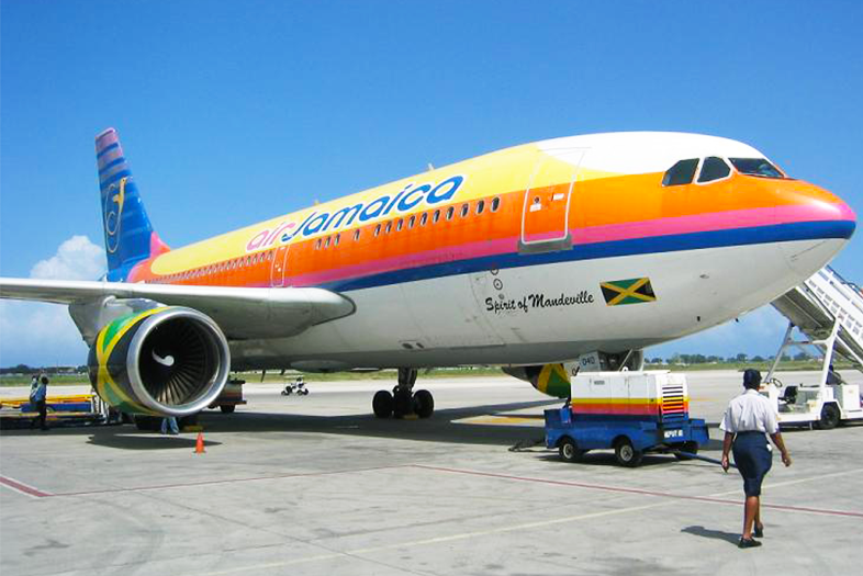 Air-Jamaica