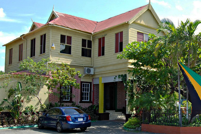 Bob-marley-s-house