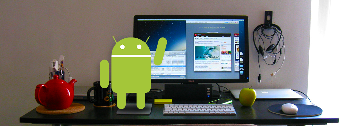 How To Control An Android Device From A Computer