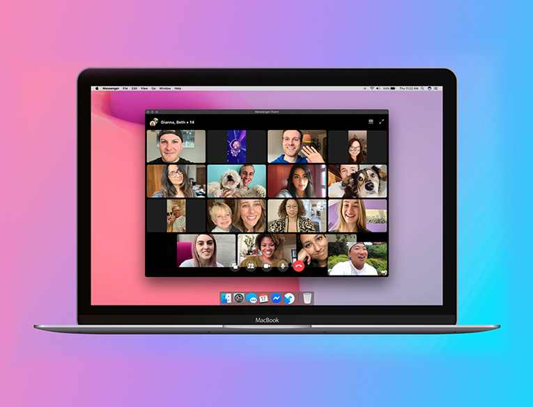Facebook Introduced Messenger Rooms for video conferences