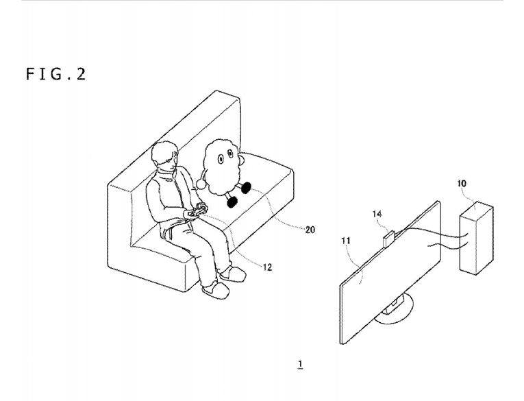 Sony's patented robot features a feeling deduction unit