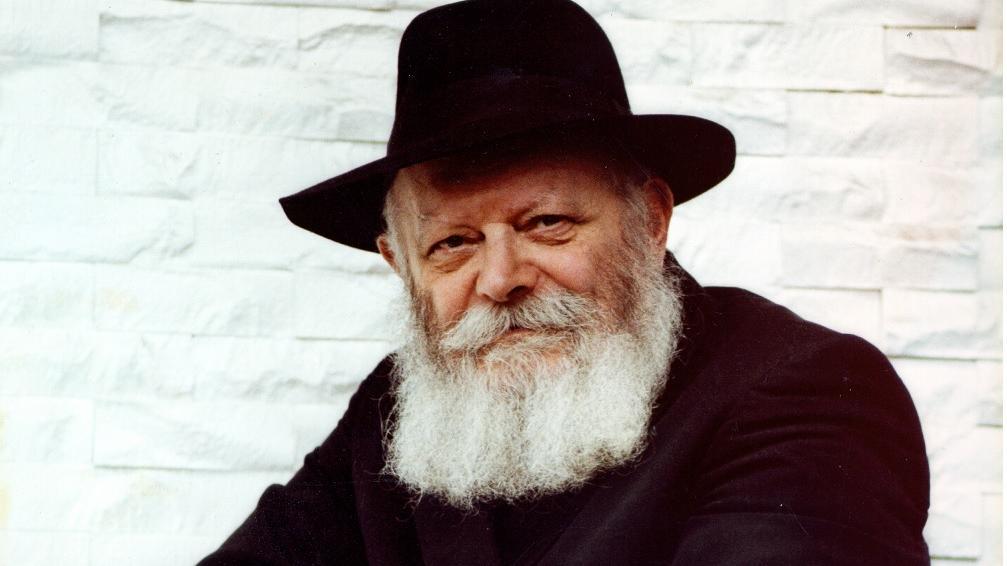 Menachem Mendel Shcneerson. The Rebbe
