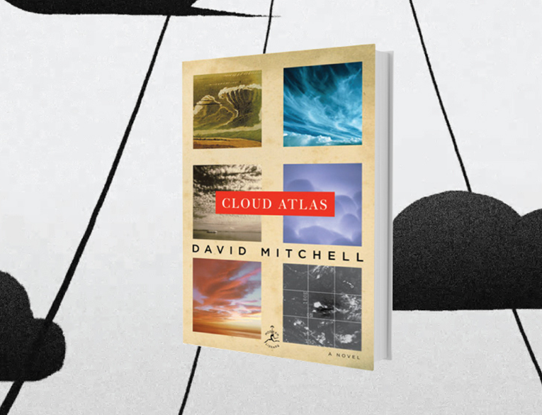 Cloud Atlas, by David Mitchell