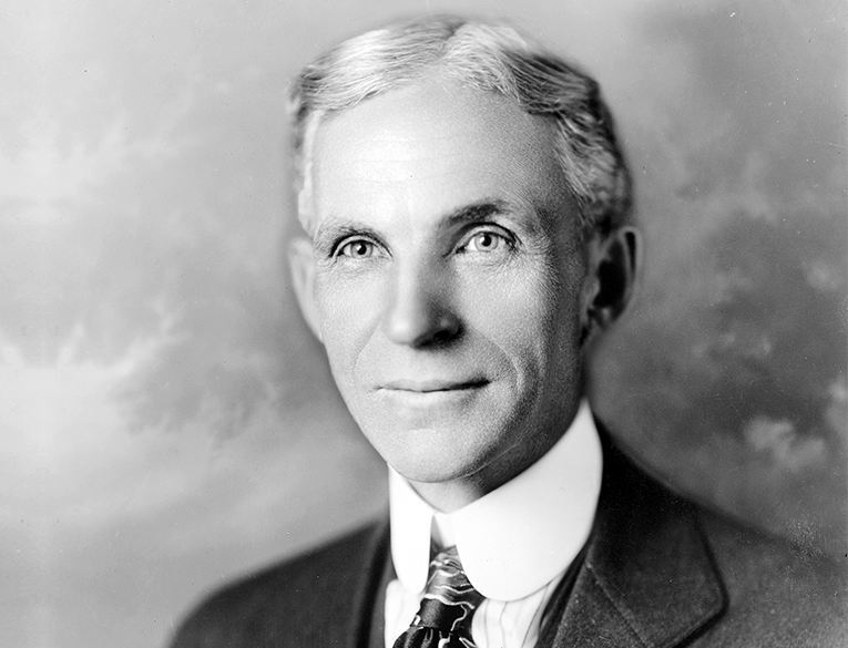 Henry Ford was founder of the Ford Motor Company