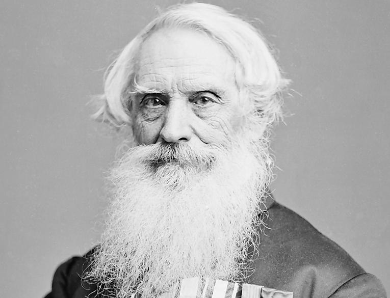 Samuel Morse invented Morse code