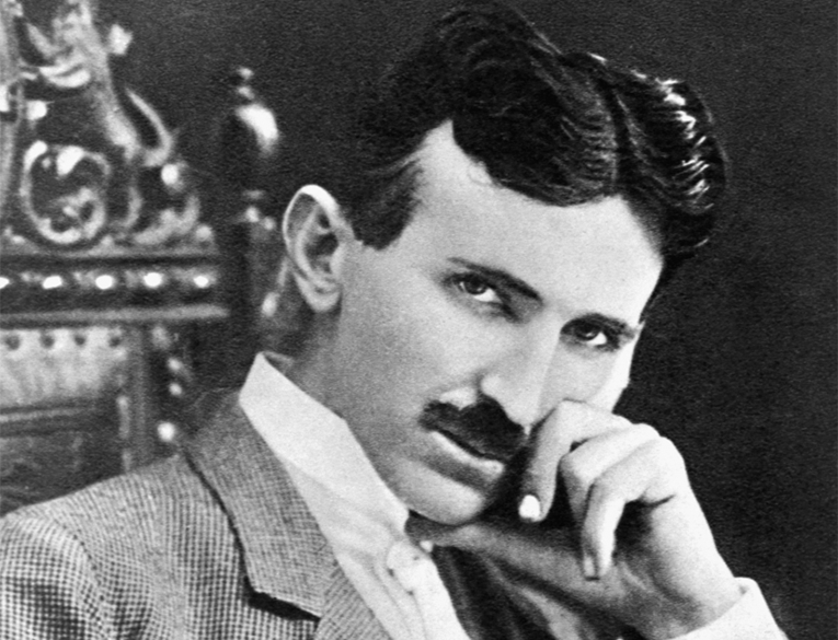 Nikola Tesla was an electric engineer and inventor