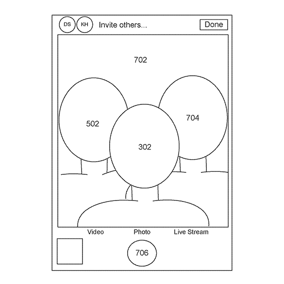 "Apple Granted a Patent for ""Generating Synthetic Group Selfies"""