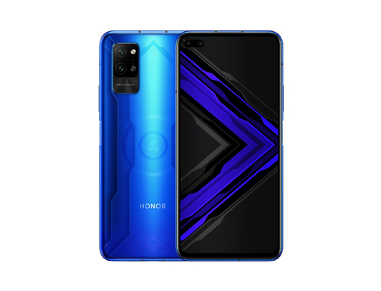 Honor Play 4 Pro with a built-in temperature sensor