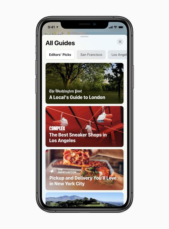 Guides make it easy to find great new restaurants