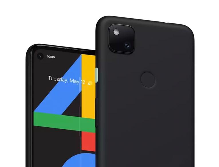 Google Pixel 4A leaked renders