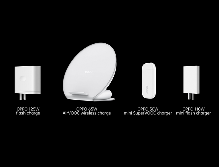 OPPO announced new chargers