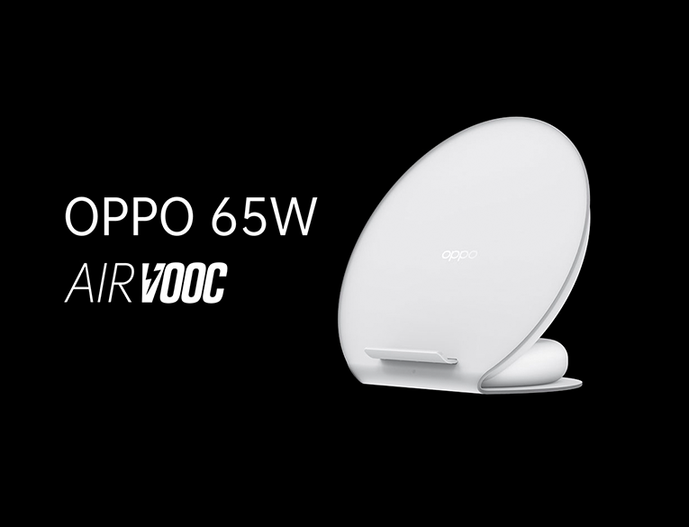 65W AirVOOC wireless flash charge