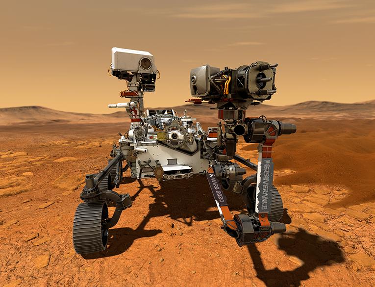 Perseverance Rover NASA Mars 2020 Mission