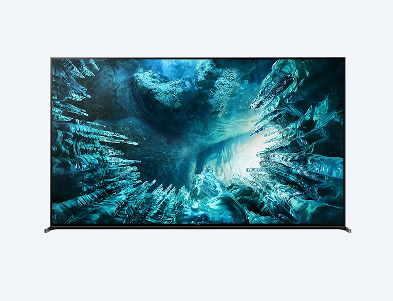 Sony Z8H with 8K 189 CM/75