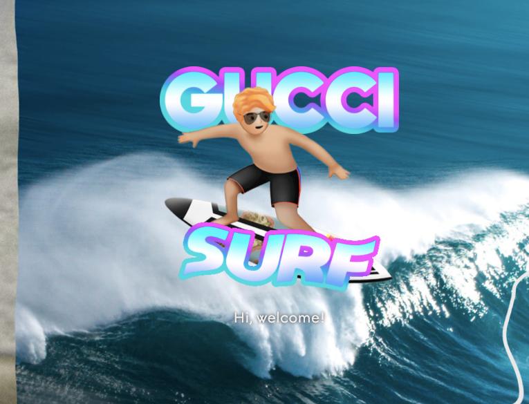 Gucci Surf
