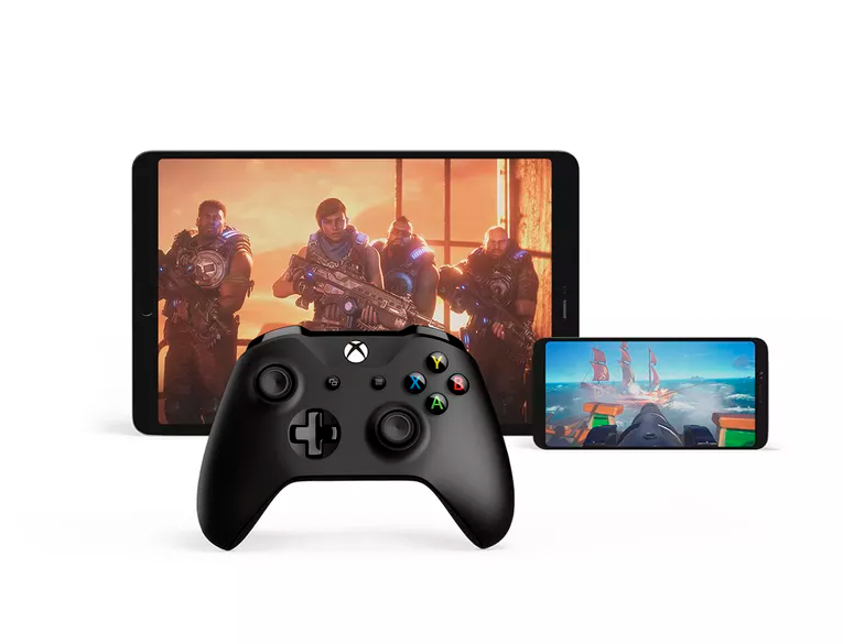 Microsoft Project xCloud cloud gaming on Android devices