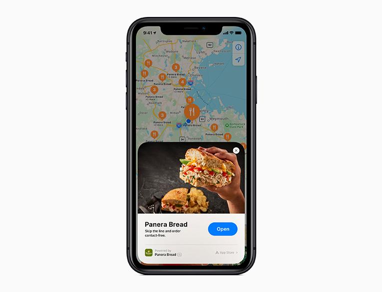 Apple App Clips