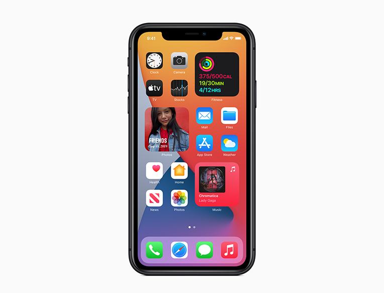 Widgets in Apple iOS 14
