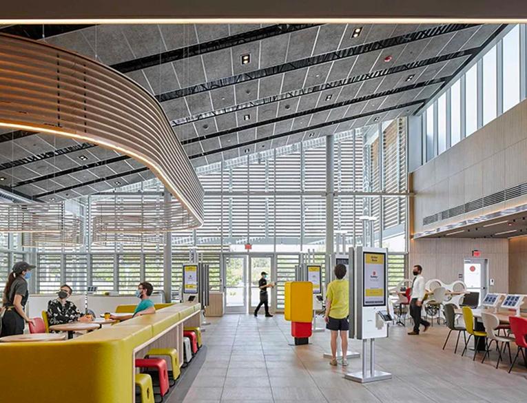 First Net-Zero Energy McDonald's in Florida