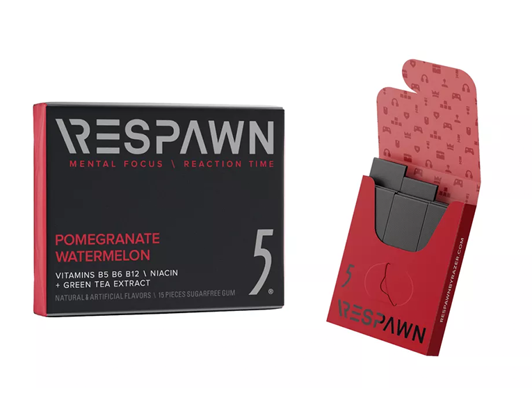 Respawn by 5 Gum by Razer