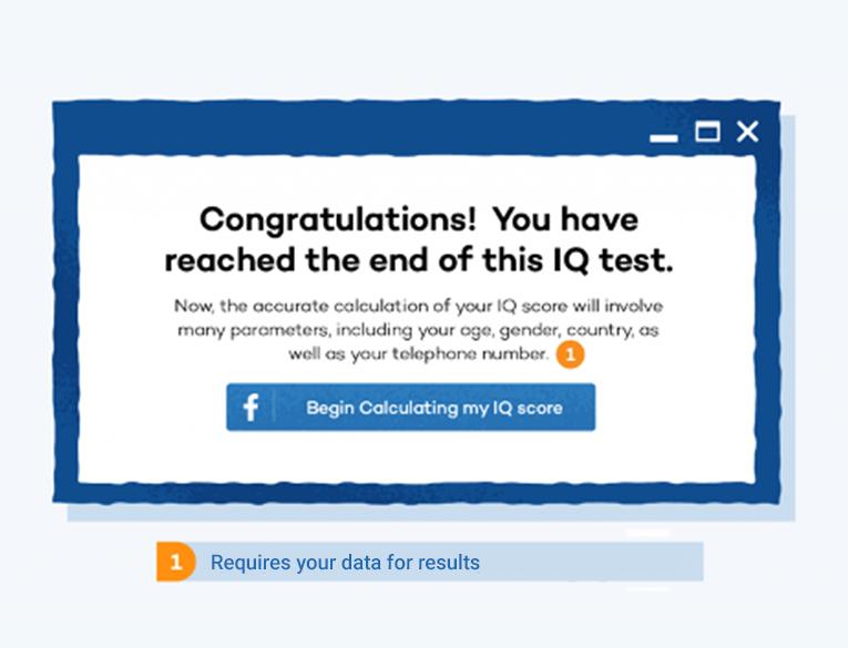 IQ scam