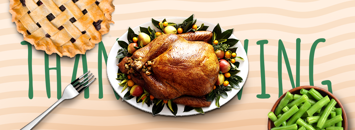 What Is Today? Thanksgiving Day