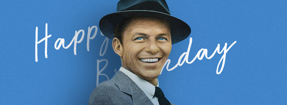 What Is Today? Frank Sinatra's Birthday