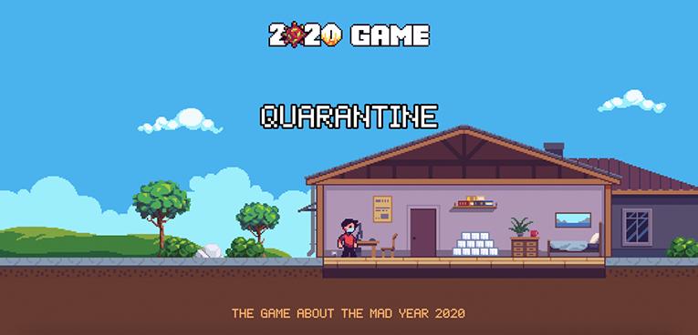 A screenshot from 2020 Game