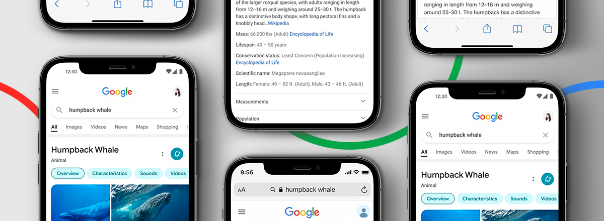 Google Will Redesign Its Mobile Search on iOS and Android