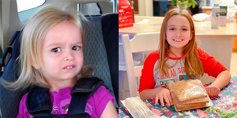 Side-Eyeing Chloe meme