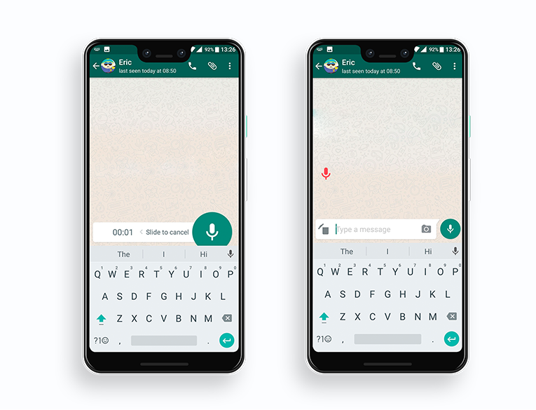 How to Cancel a Voice Message on WhatsApp