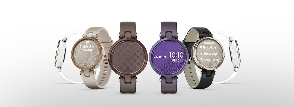 Garmin Unveils Smartwatches by Women for Women