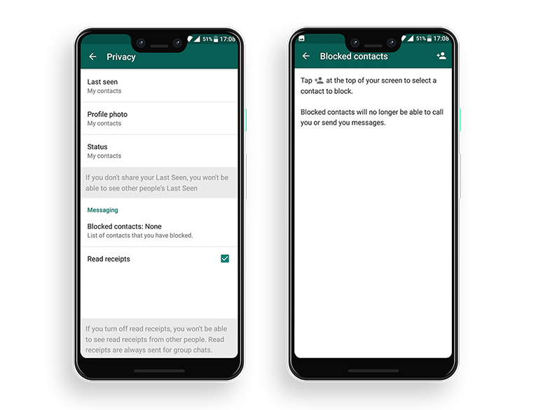 How to Block Unwanted Calls and Messages on WhatsApp