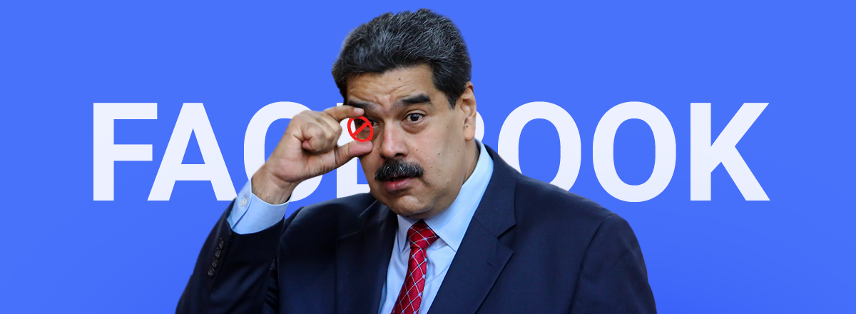 Facebook Banned Venezuelan President Over COVID-19 Misinformation