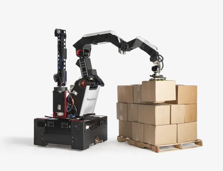 Stretch robot created by Boston Dynamics