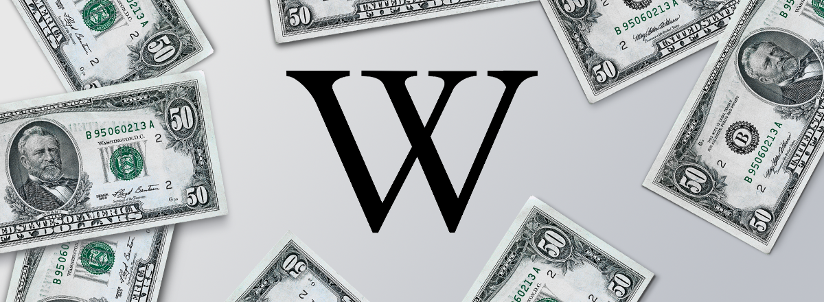 Wikipedia to Launch a Paid Service for Big Tech Companies