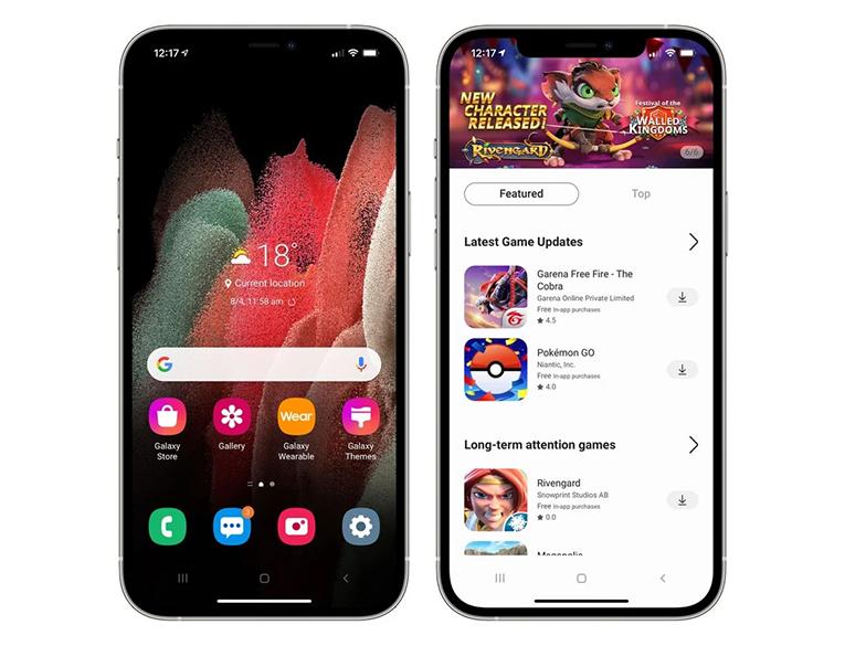iTest web app UI