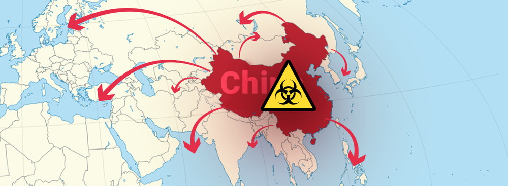 china coronavirus online map
