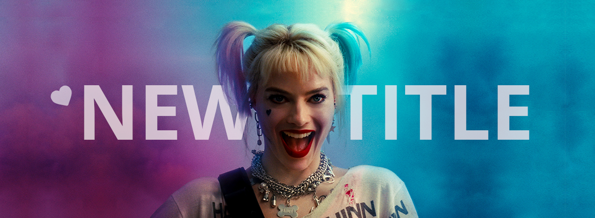 The Movie Featuring Harley Quinn Gets a New Title Because of Poor Opening at the Box Office