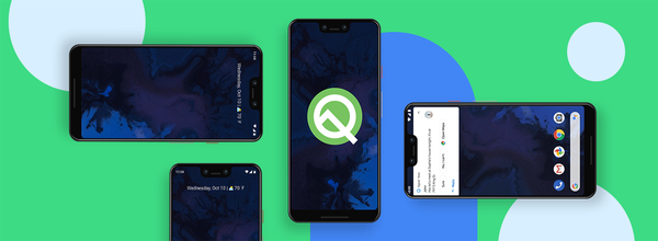 Android Q Showed Its Key Features