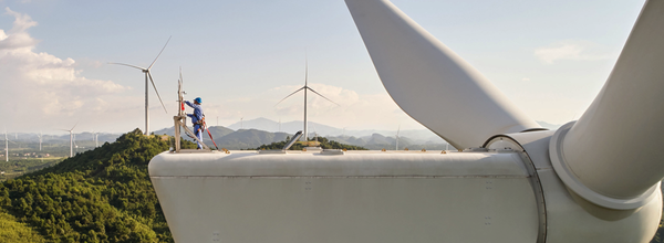 Blowing Money: Apple Fund Invests in Wind Farms in China