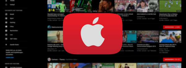 For the First Time We Will Watch Apple Live Stream on YouTube