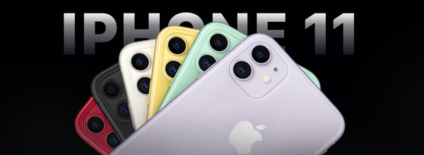 iPhone 11 Grandiose Introduction. Pro Series, Pro Max, and Advanced Camera Modules