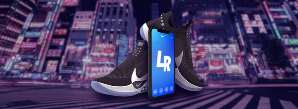 Nike Introduced Smart Sneakers with Built-in Siri Tool