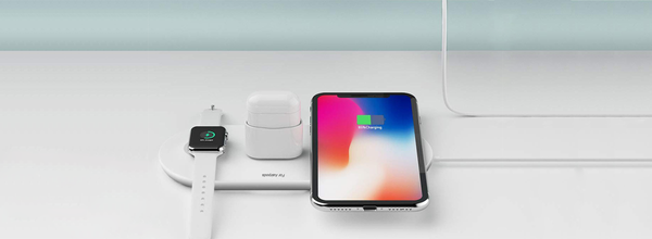 WORDIMA Airpower Wireless Charger Will Help You Charge Multiple Devices at a Time
