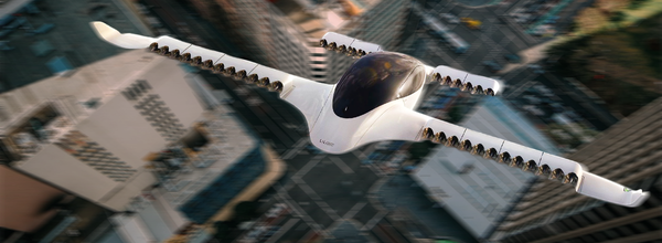 Startup Testing: German Aerotaxi Can Fly up to 100 Kilometers per Hour