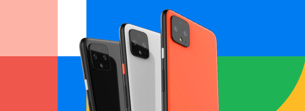 Made by Google Presented Pixel 4 and 4 XL