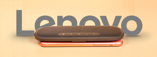 Ultra-Thin and Ultra-Stylish: Lenovo Introduced the Thinnest Speaker in the World