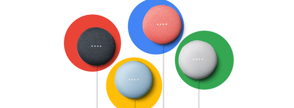 Introducing the New Google Nest Mini Smart Speaker