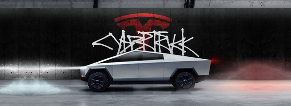 Tesla's Electric Pickup Cybertruck Unveiled